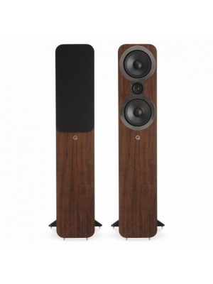 Q-Acoustics Q3050i Walnut (Ζεύγος)