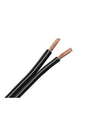 QED QEC‐79 STRAND CABLE Black (Τιμή άνα μέτρο)