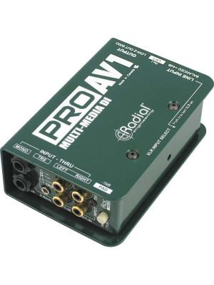 Radial Pro AV1