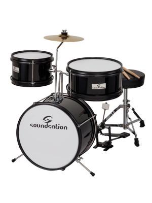SOUNDSATION JDK313 Black Παιδικό σετ Drums