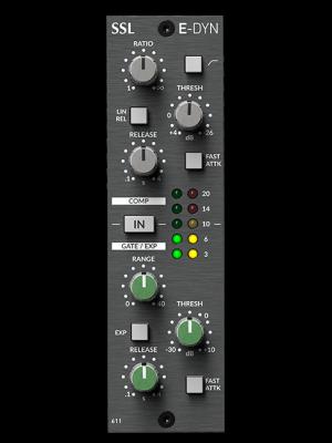 Solid State Logic E-DYN 500 E-Series Dynamics Module