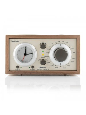 Tivoli Model Three BT Walnut