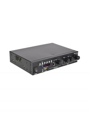 Adastra A22 Ψηφιακός Στερεοφωνικός Ενισχυτής PA USB/SD/FM & Bluetooth 2 x 55W