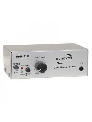 Dynavox USB-Phono UPR-2.0 Silver