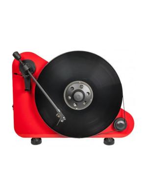 Pro-Ject VT-E L Red / OM 5E - Belt Drive