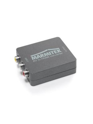 Marmitek Connect AH31 HDMI converter RCA / SCART > HDMI