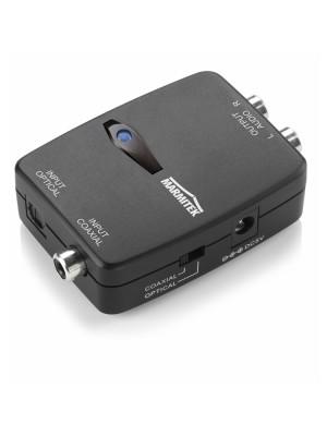 Marmitek Connect DA21 Audio converter Digital > stereo | PCM
