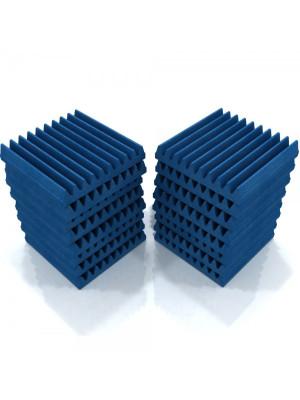 EQ Acoustics Classic Wedge 30 Tile - Blue