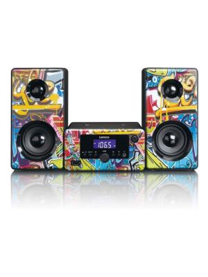 Lenco MC-020 TAGS Micro Hi-Fi