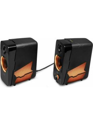 JBL Quantum Duo Gaming Speaker 2.0 Bluetooth Lighting control  -- με 2 Χρόνια Εγγύηση Αντιπροσωπείας-
