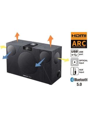 Crystal Audio 3D-75 WiSound Bluetooth Black
