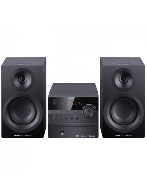 Crystal Audio 3D-HiFi360B Black