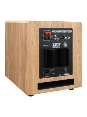 Taga Harmony TSW-210 10inch Subwoofer Oak