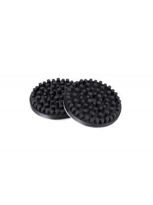 Dynavox 207469 Antivibe Rubber Feet - Black (set 4 τεμαχίων)