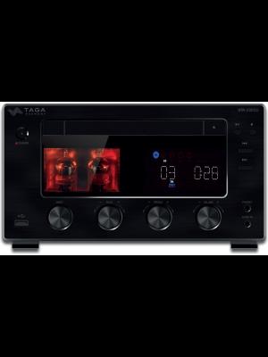 Taga Harmony HTR-1000CD v.2 Hybrid Stereo All in One - Black