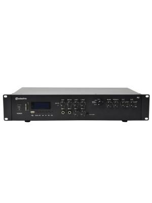 Adastra A2 Στερεοφωνικός Ενισχυτής με USB/SD/FM & Bluetooth 2x200W 2U