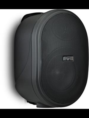 APART OVO-8-T-Black (Ζεύγος)