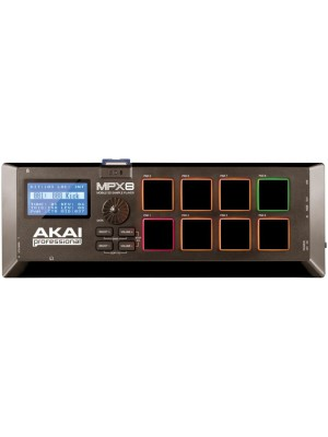 AKAI MPX-8 Mobile SD Sampler