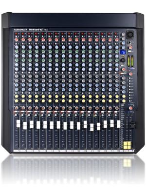 Allen and Heath WZ4 16:2 - 16 mic 2 stereo σε 6 άτοκες δόσεις