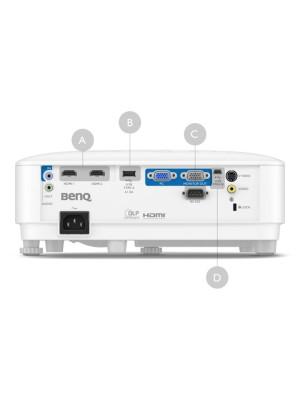 BenQ MS560 DLP - 800 x 600 - 4000 Ansi Lumens
