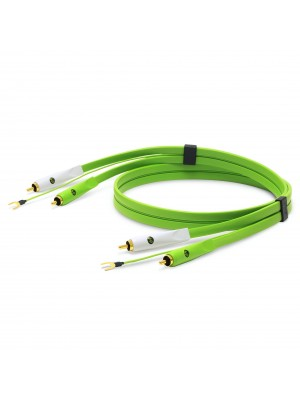 Oyaide d+ RCA for TurnTable Class B DUO - 2x 1.0m