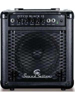 Soundsation Pitch Black 15