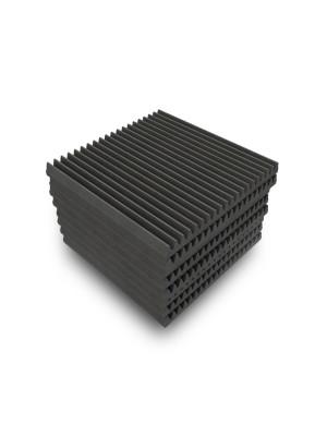 EQ Acoustics Classic Wedge 60 Tile - Grey