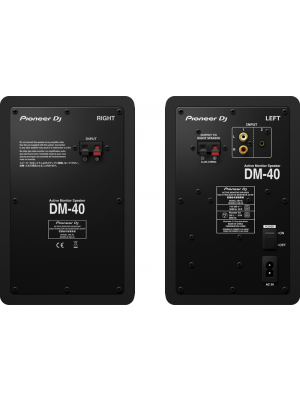 Pioneer Pro DM 40 Active Monitor Black (Ζεύγος)