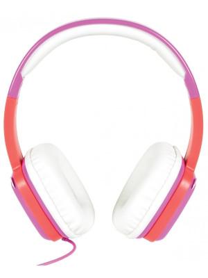 AvLink Doodle Pink Παιδικά Ακουστικά