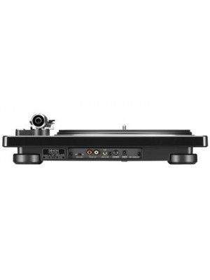 Denon DP-450 USB Black - Belt Drive - Με προενισχυτή