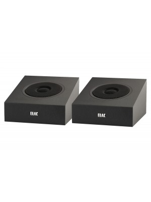 Elac Debut A4.2 Black Brushed Vinyl