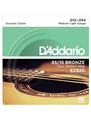 D'Addario EZ-920 Χορδές Ακουστικής Κιθάρας
