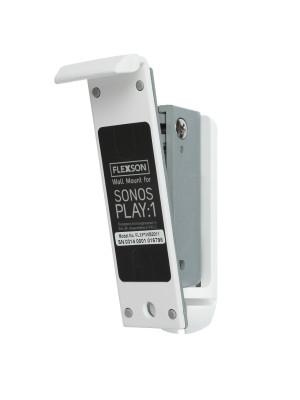 Flexson Wall Mount for Sonos PLAY:1 White (Ζεύγος)