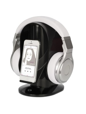 HeadsUp Base Stand - Headphones Stand Black