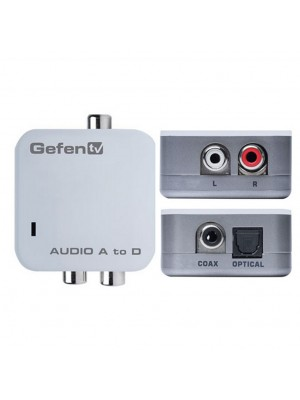 GEFEN GTV-AAUD-2-DIGAUD Analog to Digital Audio Converter