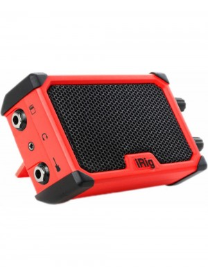 IK Multimedia iRig Nano Amp Red