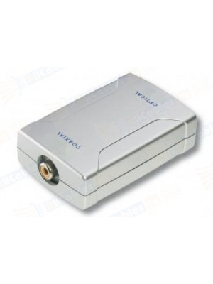 Inakustik 01040101 Premium Converter Coaxial σε Optocal