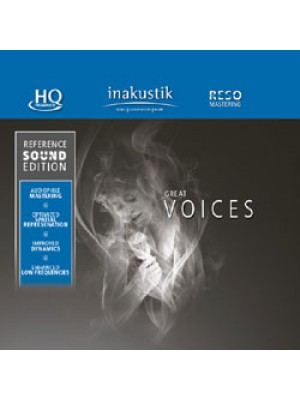 "Inakustik 0167501-1 ""Reference Sound Edition"" Great Voices"