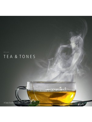"Inakustik 0167962 ""A Tasty Sound Collection"" Tea and Tones"