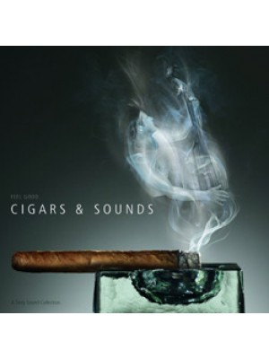 "Inakustik 0167967 ""A Tasty Sound Collection"" Cigars and Sounds"