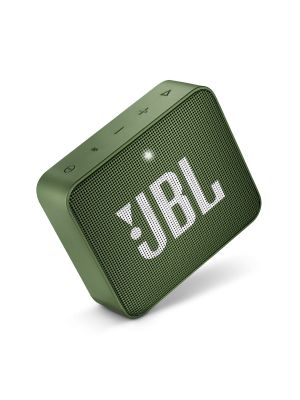 JBL GO 2 Green WaterProof - Bluetooth