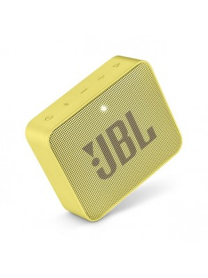 JBL GO 2 Sunny Yellow WaterProof - Bluetooth €
