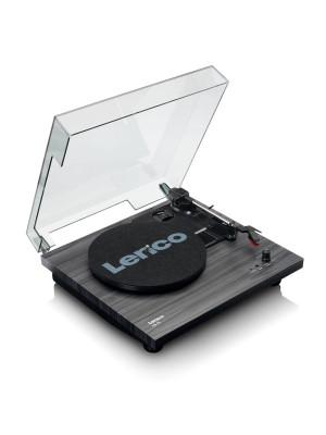 Lenco LS-10 Black - Built-in speakers - Belt Drive - Με προενισχυτή