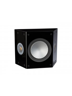 Monitor Audio Silver FX Black Gloss (Ζεύγος)