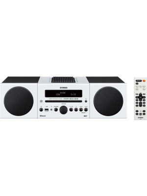YAMAHA MCR-B043D White Mini Σύστημα