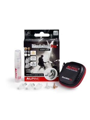 Alpine MusicSafe Pro Transparent new