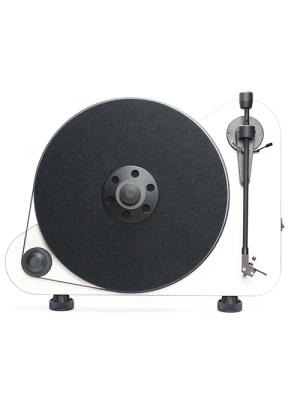 Pro-Ject VT-E R BT - Bluetooth White / OM 5E - Belt Drive