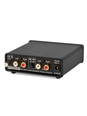 Pro-Ject Phono Box USB Silver (MM-MC)