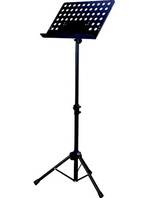 Prodipe Perforated Orchestra Music Stand Black