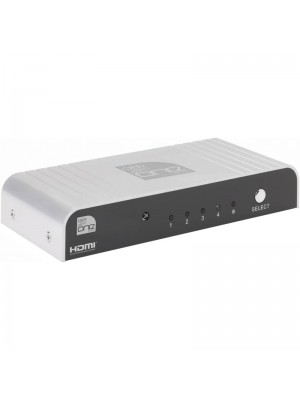 QED one series hdmi 4 way switching box (1 σε 4)